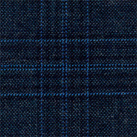 Blue Green 100% Wool Custom Suit Fabric
