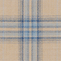 Tan&Blue 100% Wool Custom Suit Fabric