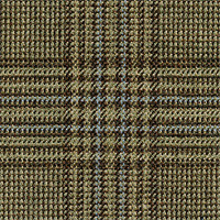 Olive 100% Super 100'S Wool Custom Suit Fabric