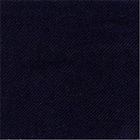 Navy 100% Cashmere Custom Suit Fabric