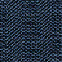 Blue 68% Worsted Wool 32% Micro Custom Suit Fabric