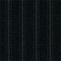 Black 68% Worsted Wool 32% Micro Custom Suit Fabric