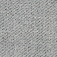 Light Gray 100% Super 100S Wool Custom Suit Fabric