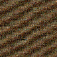 Heather Olive 100% Super 100S Wool Custom Suit Fabric