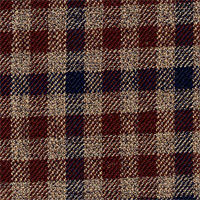 Maroon&Navy 100% Super 100'S Wool Custom Suit Fabric