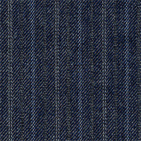 Blue Gray 100% Super 110'S Wool Custom Suit Fabric