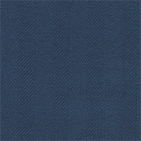 French Blue 100% Super 110'S Wool Custom Suit Fabric
