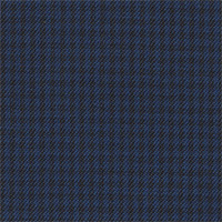 Blue&Black 100% Super 110'S Wool Custom Suit Fabric