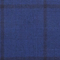 Royal Navy 100% Super 110'S Wool Custom Suit Fabric