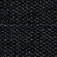 Charcoal 100% Super 110'S Wool Custom Suit Fabric