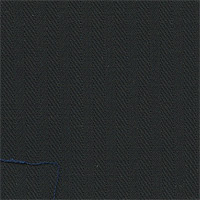 Black 100% Super 110'S Wool Custom Suit Fabric