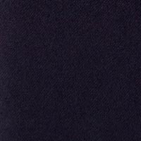 Midnight 98%S160s Worsted 1%Cash1%Smink Custom Suit Fabric