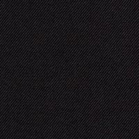 Black 98%S160s Worsted 1%Cash1%Smink Custom Suit Fabric