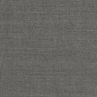 Gray 98% Wool Worsted 2% Lycra Custom Suit Fabric