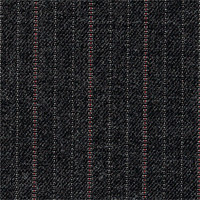 Gray 100% Super 130'S Wool Custom Suit Fabric