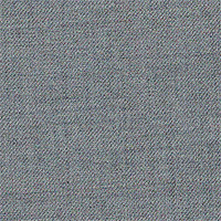 Light Gray 100% Super 160'S Wool Custom Suit Fabric