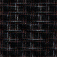Dark Brown 100% Super 160'S Wool Custom Suit Fabric