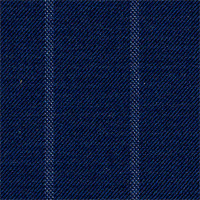 Midnight 100% Super 160S Wool Custom Suit Fabric