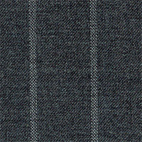 Dark Gray 100% Super 160S Wool Custom Suit Fabric
