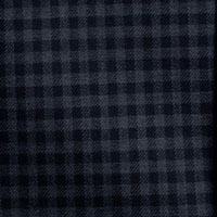 Blue Gray 100% Super 160'S Wool Custom Suit Fabric