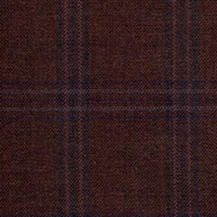 Cranberry 100% Super 160S Wool Custom Suit Fabric