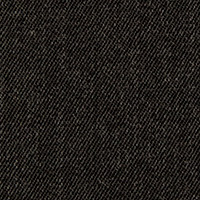 Charcoal 100% Super 100S Wool Custom Suit Fabric