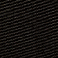 Black 100% Super 100S Wool Custom Suit Fabric
