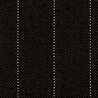 Black 100% Super 120'S Wool Imp Custom Suit Fabric