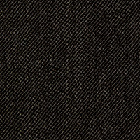 Char Gray 100% Super 140'S Wool Custom Suit Fabric