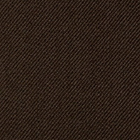 Dark Brown 100% Super 140'S Wool Custom Suit Fabric