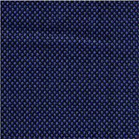 Navy&Royal Blue 100% Super 140'S Wool Custom Suit Fabric