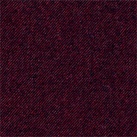 Raspberry 100% Super 140'S Wool Flannel Custom Suit Fabric