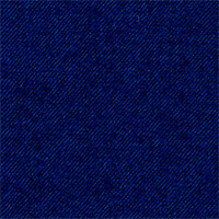 Royal Blue 100% Super 140'S Wool Flannel Custom Suit Fabric