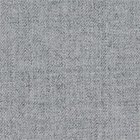 Light Gray 100% Super 140'S Wool Flannel Custom Suit Fabric