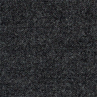 Dark Gray 100% Super 140'S Wool Flannel Custom Suit Fabric