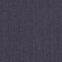 Blue Gray 100% Super 100S Wool Custom Suit Fabric