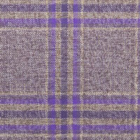 Camel&Lilac 100% Super 140'S Wool Custom Suit Fabric