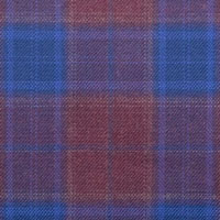 Ruby 100% Super 140'S Wool Custom Suit Fabric