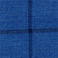 Royal Blue 50% S140swool 40%Silk 10%Linen Custom Suit Fabric