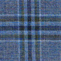 Sage&Blue 100% Super 140'S Wool Custom Suit Fabric
