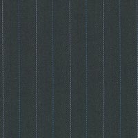 Dark Gray 100% Super 170'S Wool Worsted Custom Suit Fabric