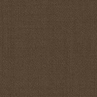 Brown 100% Super 170'S Wool Worsted Custom Suit Fabric