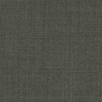 Gray 100% Super 170'S Wool Worsted Custom Suit Fabric