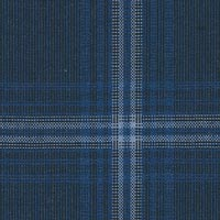 French Blue 100% Wool Worsted Custom Suit Fabric