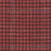 Red 38%Woolworsted31%Silk31%Linen Custom Suit Fabric