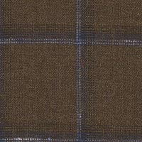 Brown 38%Woolworsted31%Silk31%Linen Custom Suit Fabric