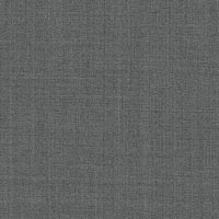 Gray 100% Super 180S Worsted Custom Suit Fabric