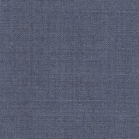 Blue 100% Super 100'S Worsted Custom Suit Fabric