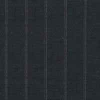 Black 100% Super 160'S Worsted Custom Suit Fabric