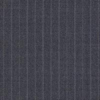 Blue 75% Wool 25% Silk Custom Suit Fabric